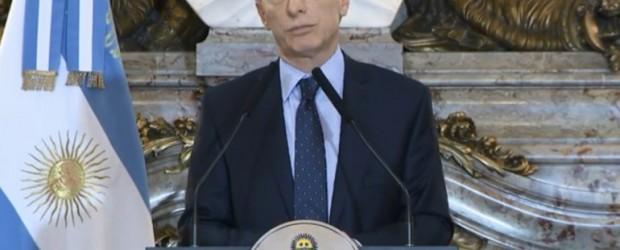 """Macri confirma que los jubilados no tendrán bono: """"Hay limitaciones de Presupuesto"""""""