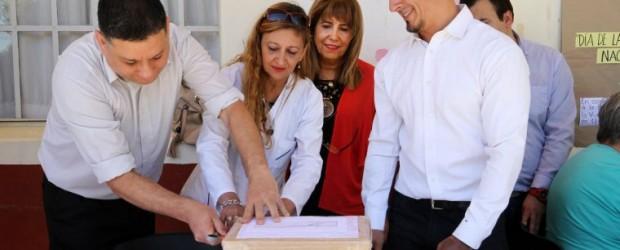 Se conocieron las ofertas para la reparación de una escuela en Colonia Avigdor