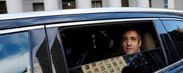 Trump pide una dura condena de cárcel para su exabogado