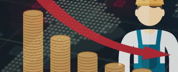 El 90% de quienes no llegan a fin de mes se queda sin dinero en los primeros 15 días