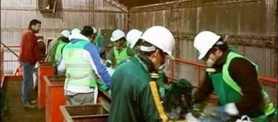 Valiéndose del incendio en la planta la UCR de Federal cuestiona el tratamiento de residuos en la gestión Chapino