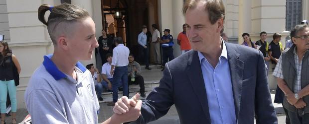 """Bordet: """"A los ciudadanos les interesa debatir propuestas"""""""