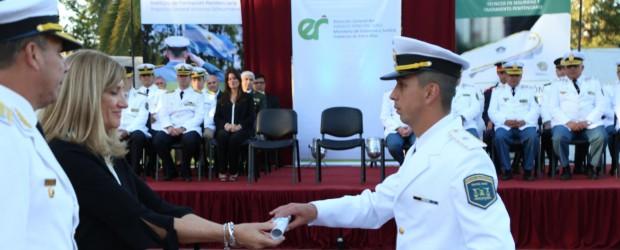 Egresó la sexta promoción de Oficiales Subadjutores Técnicos en Seguridad y Tratamiento Penitenciario