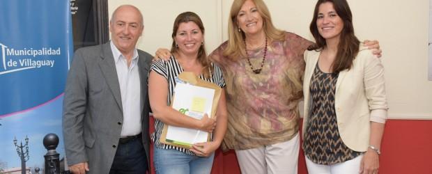 Las juntas de gobierno del departamento Villaguay recibieron aportes de la provincia