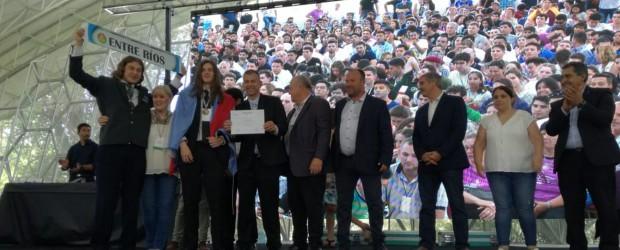 Entre Ríos obtuvo 21 proyectos premiados en la Feria Nacional de Innovación Educativa