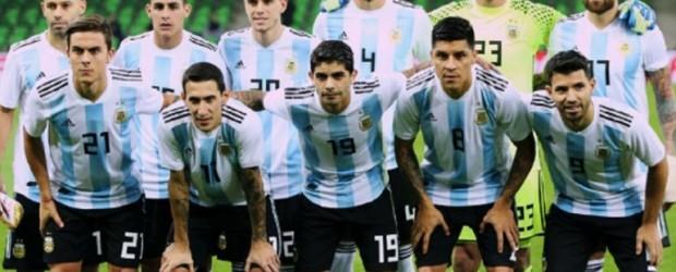 Argentina ya conoce sus rivales para la Copa América de Brasil