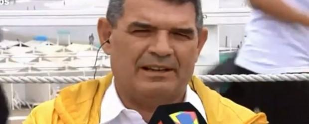 """Denuncias por violación: sin pruebas, Olmedo dijo que """"el 50% son falsas"""""""