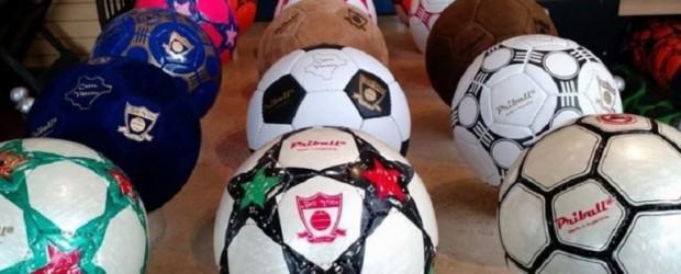 Córdoba: Cerró la fábrica de pelotas de fútbol Priball y despidieron a 50 personas