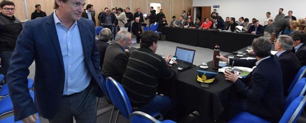 Bordet cuestionó a Nación por la quita de subsidios al transporte