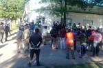CRISIS EN BOVRIL: Municipales van a paro y exigen saber que pasó con los fondos que debían ser destinados a sus sueldos