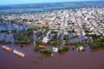 Lo presentó el bloque del PJ en el senado Proyecto de ley para declarar en emergencia al Litoral por las inundaciones