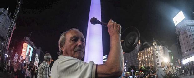 Nuevo ruidazo nacional contra el tarifazo y el ajuste del gobierno de Macri