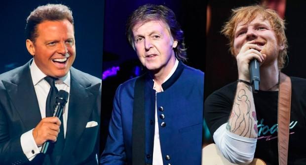 Los grandes shows que se vienen en la Argentina en 2019