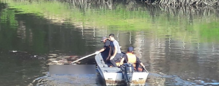 Búsqueda de Carla: Hallaron un cuerpo de una mujer en el Riachuelo y Prefectura trabaja en el lugar