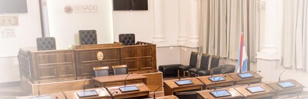 Actividad en la Cámara Alta: Concluyó el receso administrativo en la Cámara de Senadores de Entre Ríos