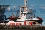 ESPAÑA: El Ministerio de Fomento español bloquea al Open Arms en el puerto de Barcelona