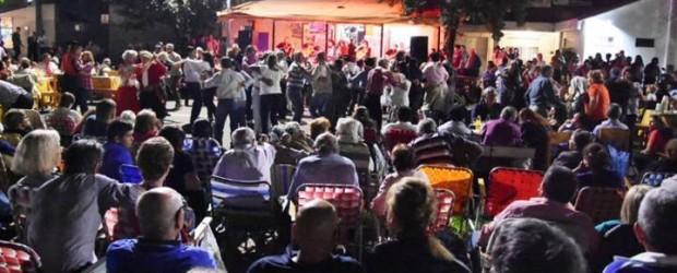 CONCORDIA: Cientos de parejas y familias disfrutaron del Pre Federal en, boliche Ducasse