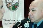 """COMISARIO MAYOR ZARATE: """"La gente tiene todo el derecho a manifestarse"""""""