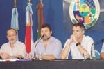 """FEDERAL: """"Estamos preparados para un gran festival del chamamé"""" expresó el intendente Chapino"""