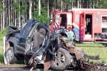 Autovía 14: Impactante accidente en que murió un paranaense