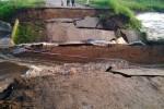 Habrá sanciones: Detectaron canales clandestinos que provocaron el colapso de ruta en Santa Fe