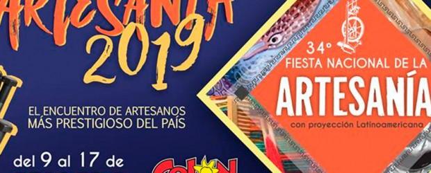 El río está bajando: Con grandes artistas, Colón se prepara para la Fiesta Nacional de la Artesanía