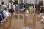 Bordet destacó la transparencia de los procesos licitatorios en Entre Ríos
