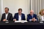 Destinarán casi 50 millones de pesos a obras de defensa y al sector productivo y turístico