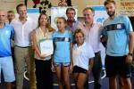 El gobierno provincial respalda con aportes a las instituciones deportivas