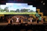 Los artistas entrerrianos emocionaron al público en la quinta luna de Cosquín