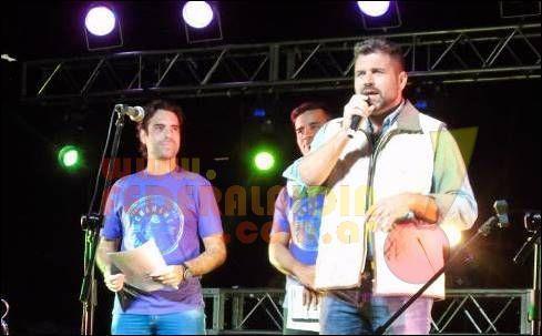 FEDERAL: Chapino inauguró la cuarta edición de peñas del Festival