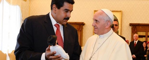 Como Samoré en 1978, el papa Francisco está dispuesto a mediar en la crisis de Venezuela