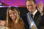 PRIMERA VEZ EN LA HISTORIA: Bordet decidió que Laura Stratta será su compañera de fórmula