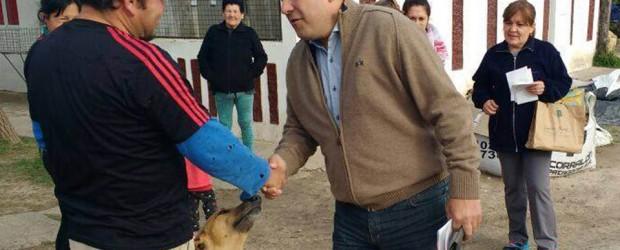 Bovril: El PJ responsabiliza al intendente y apunta a su sueldo