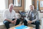 Tras el acuerdo en el justicialismo: Frigerio visita Paraná y confirmará a Benedetti como candidato de Cambiemos