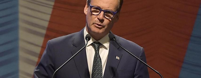 ASAMBLEA LEGISLATIVA: Bordet se centró en la gestión e ignoró la ausencia de Cambiemos