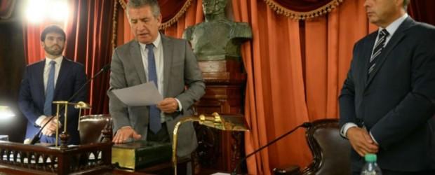 LEGISLATURA: Confirmaron a Urribarri en la presidencia de Diputados y criticó a Macri