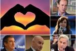 Se terminaron las elecciones:  Con el peronismo unido, siete para el kirchnerismo y caras largas en los desplazados