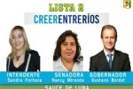 SAUCE DE LUNA: Sandra Fontana será la Pre candidata a intendente de Miranda y Bordet