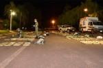 Misiones: Incautaron 596 kilos de droga oculta en donaciones para inundados en Entre Ríos