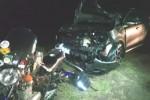 Acceso a San Salvador: Dos personas que viajaban en moto murieron tras un accidente en la Ruta 18