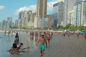 EN BRASIL: Se descompensó y murió un entrerriano que veraneaba en la playa de Camboriú