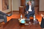 El gobernador destacó la importancia de la 34º Fiesta Nacional de la Artesanía