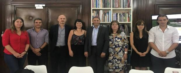 La provincia trabaja con autoridades nacionales para poner en valor las Colonias Judías