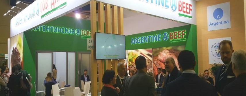 Entre Ríos busca ampliar su mercado en Rusia con carnes y lácteoscc