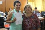 Nuevos supervisores para educación primaria y secundaria accedieron a sus cargos por concurso