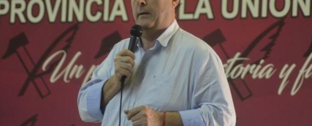 CAMBIEMOS: Lacoste anunció que va a la interna