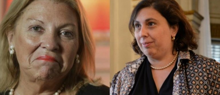 Diputados del FpV-PJ pidieron la exclusión de Carrió y Oliveto por sus vínculos con D'Alessio