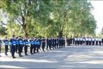 FEDERAL: Acto de entrega de insignias al personal policial ascendido