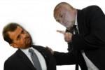 Escándalo en la Casa de la Costa: El precandidato Paz lo corrió a las trompadas al diputado Kneeteman